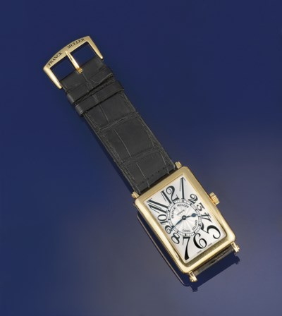 An 18ct. gold automatic