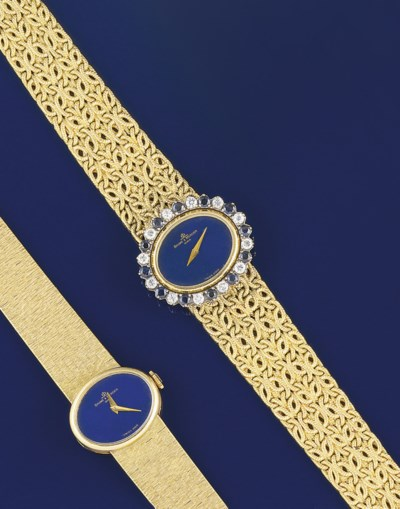 Two lady's wristwatches, by Ba