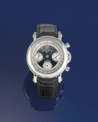 A stainless steel automatic wr