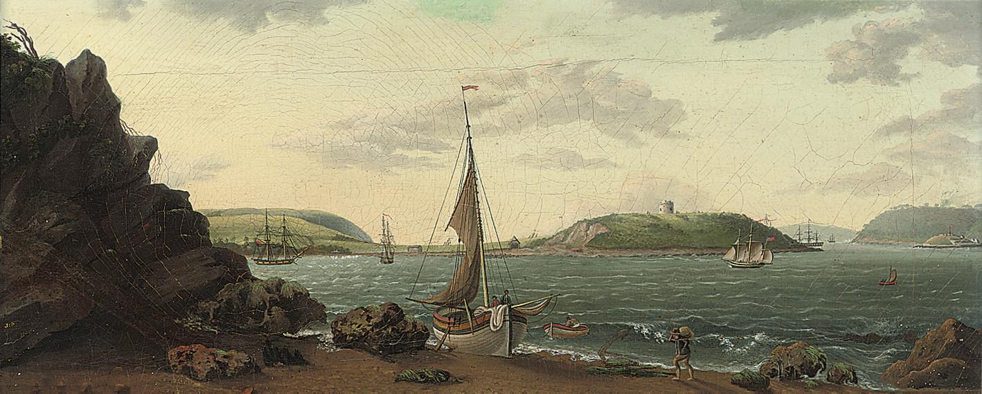 Irish School (c.1809)