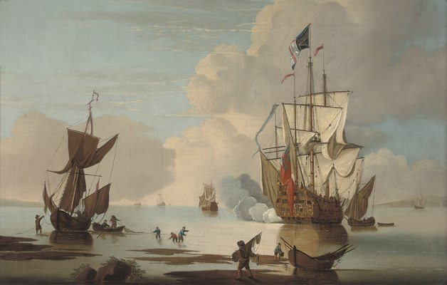 Thomas Leemans (fl.1720-1740)