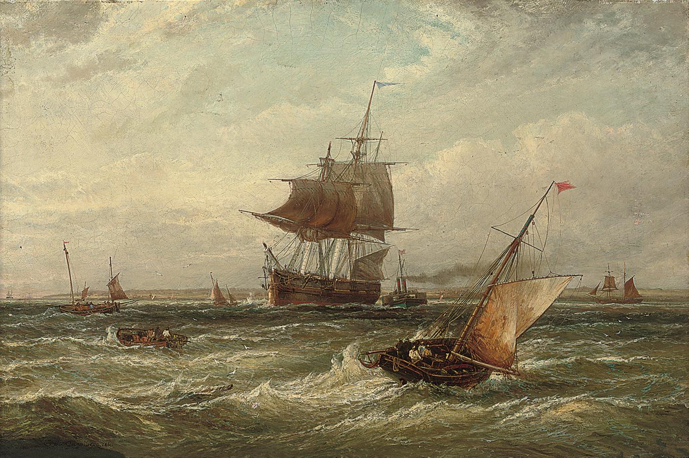 George Chambers, Jun. (fl.1848