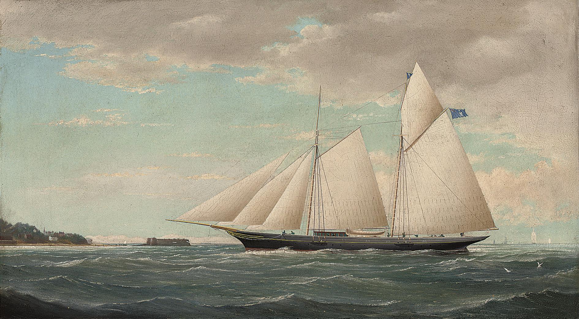 J. Hall (c.1876)