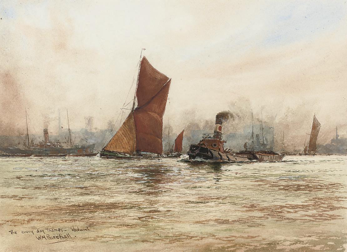 Willliam Minshall Birchall (18