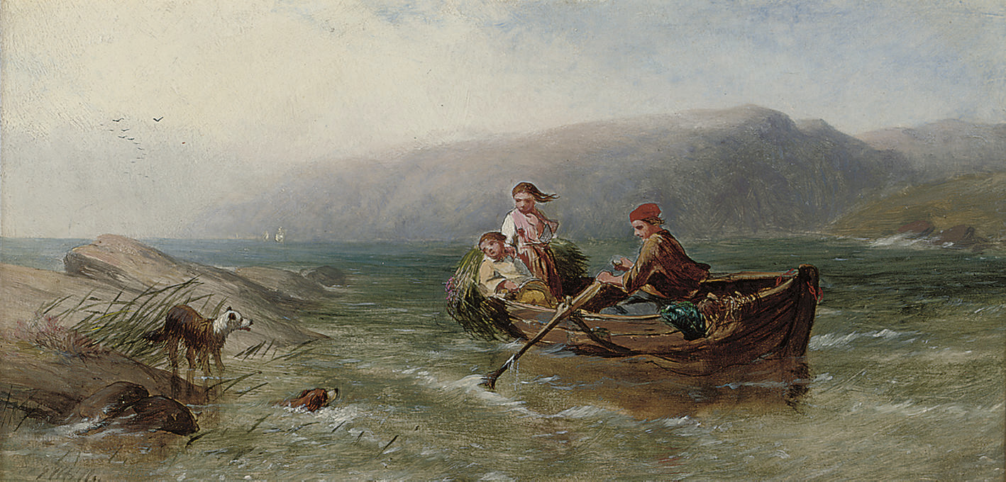 Returning home, Connemara