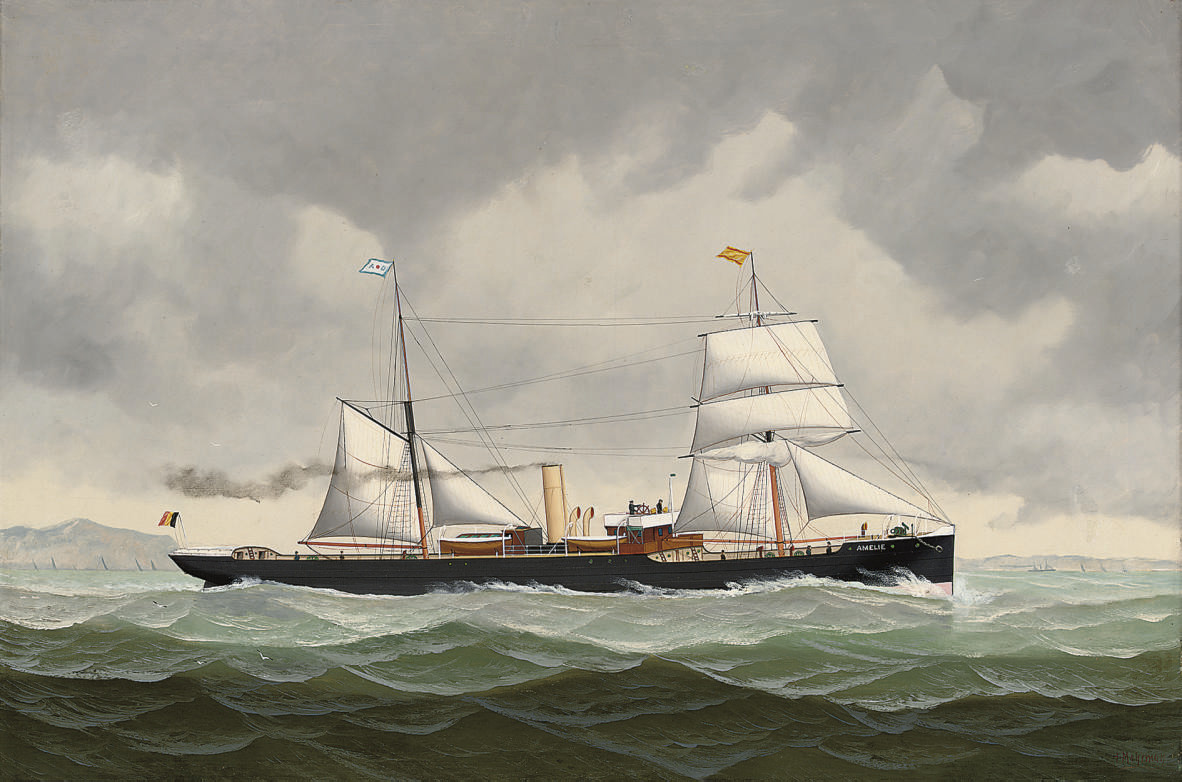 John Henry Mohrmann (Belgian,