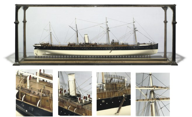A FINE BUILDERS' MODEL OF THE