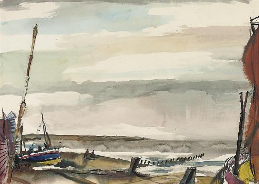 Waveney Estuary, Suffolk; Orwell Estuary, Suffolk