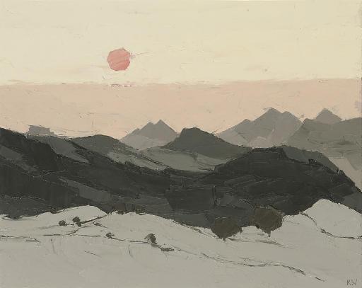 Sunset, Eryri