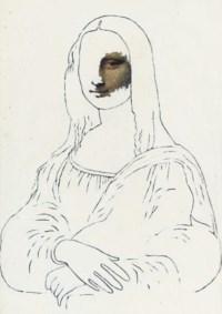 Unfinished Mona Lisa