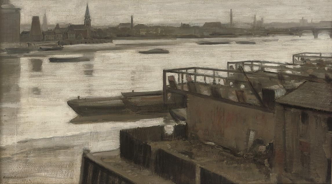 David Thomson Muirhead, A.R.A.