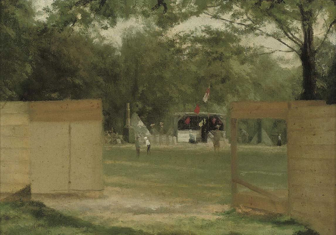 Paul Maitland (1863-1909)