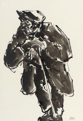Sir Kyffin Williams, R.A. (191