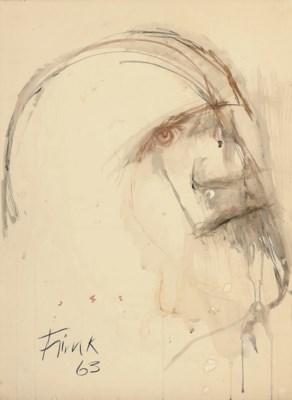 Dame Elisabeth Frink, R.A. (19