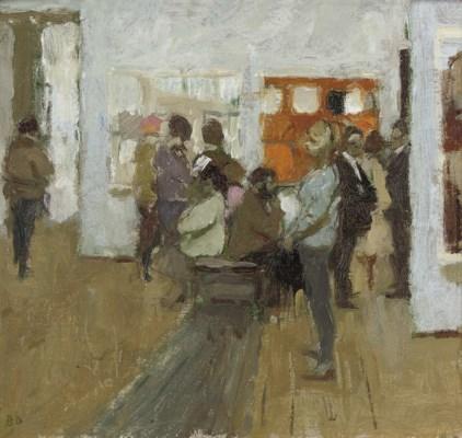 Bernard Dunstan, R.A. (b. 1920