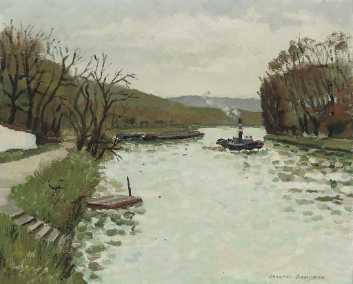 Jacques Bouyssou (1926-1997)