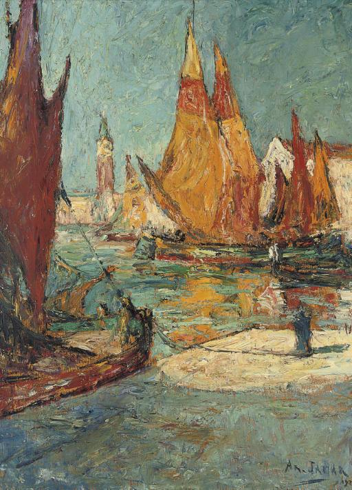 Armand Jamar (1870-1946)