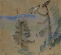 Walchenseelandschaft