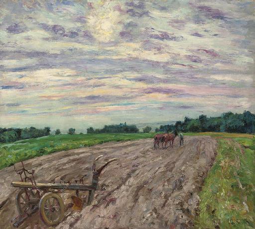 Philipp Franck (1860-1944)