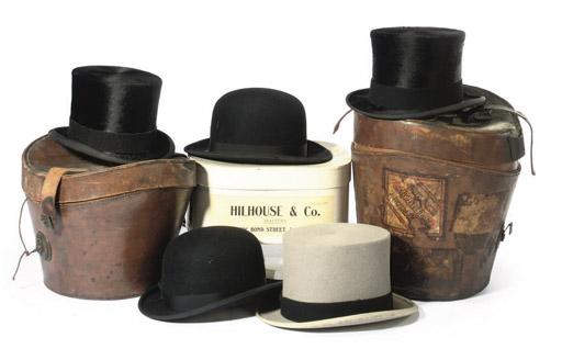 A Gentleman S Top Hat
