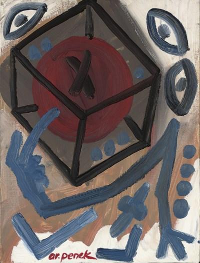 A. R. Penck (b. 1939)