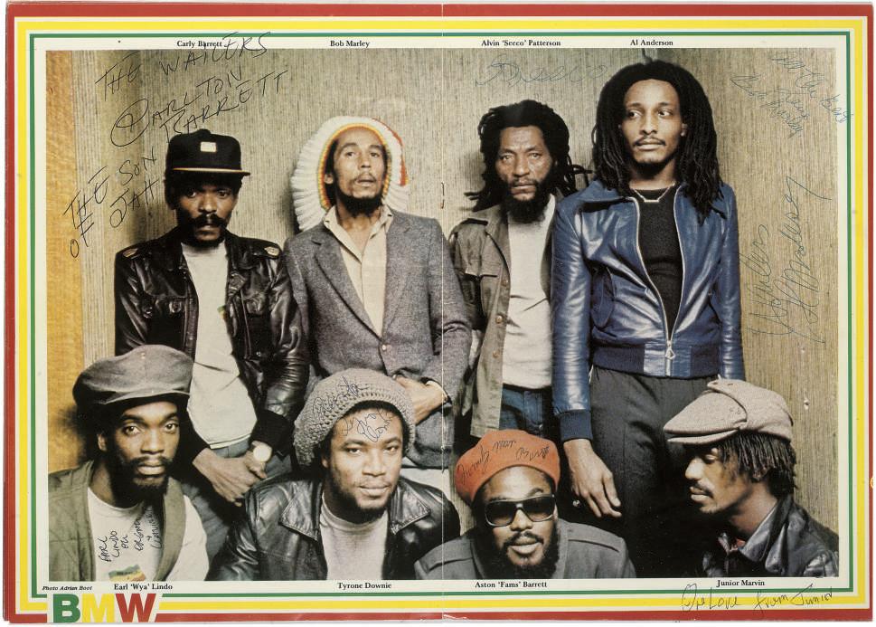 Bob Marley and The Wailers