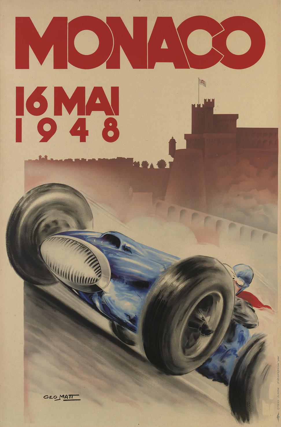 HAM, GEO (GEORGES HAMEL 1900-1