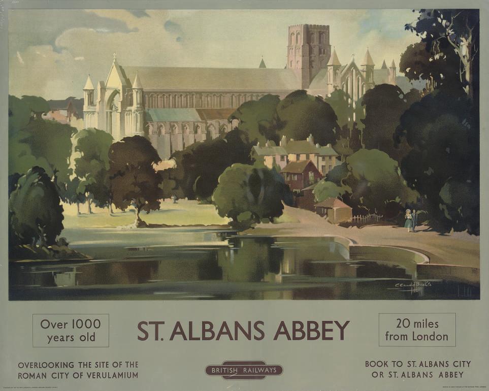 ST.ALBANS ABBEY