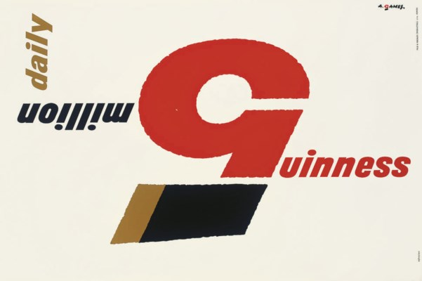 GAMES, ABRAM (1914-1996)