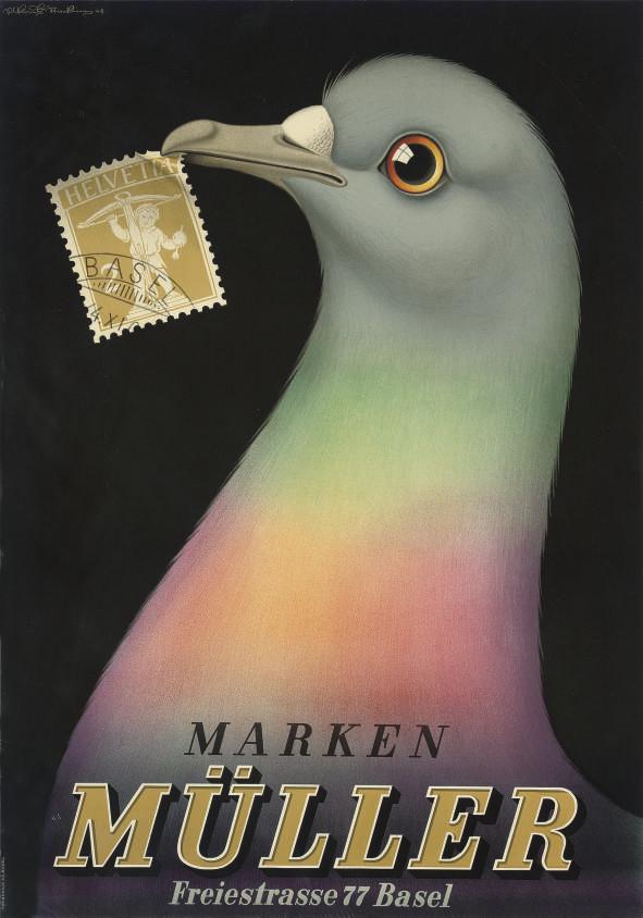 STOECKLIN, NIKLAUS (1896-1982)