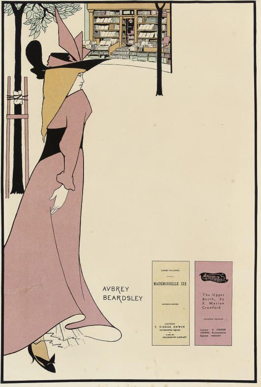 BEARDSLEY, AUBREY (1872-1898)