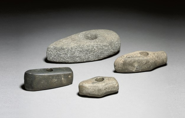 A GROUP OF NEOLITHIC STONE, FL