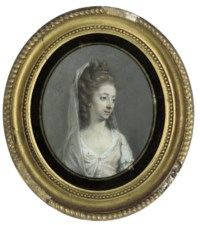 Portrait of Elizabeth, Countess of Arran