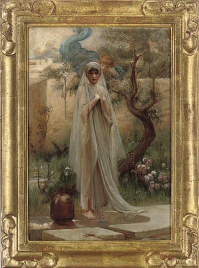 Circle of Arthur Hacker, R.A.,