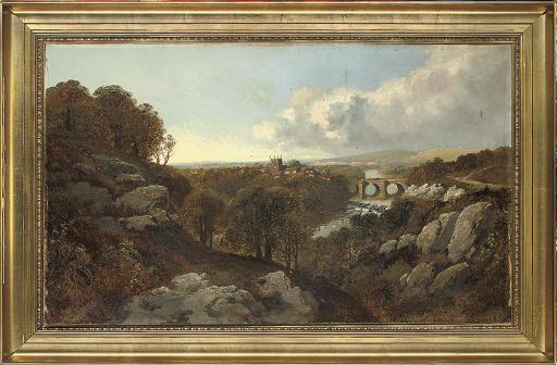 Ludford Bridge, Shropshire