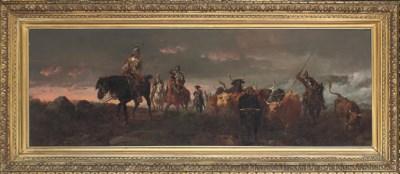 Richard Beavis (1824-1896)