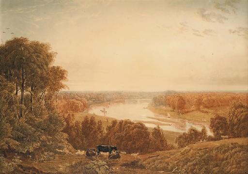 George Barret, Jun., O.W.S. (1