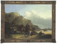 Scene in the Isle of Wight