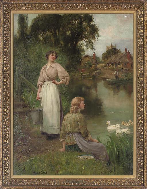 Henry John Yeend King (1855-1924)