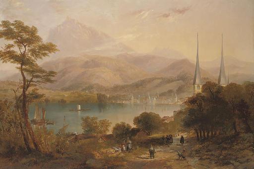 John Wilson Carmichael (1799-1868)