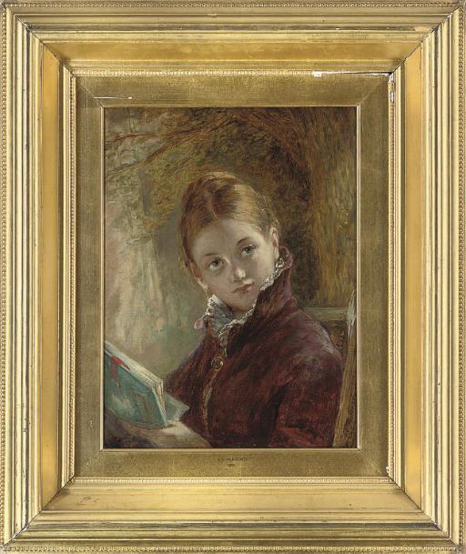 Augustus Edwin Mulready (fl.18