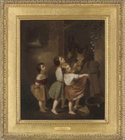 Henry Le Jeune, A.R.A. (1819-1