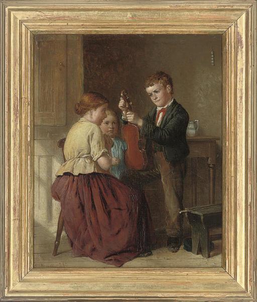 William Hemsley (1819-1893)