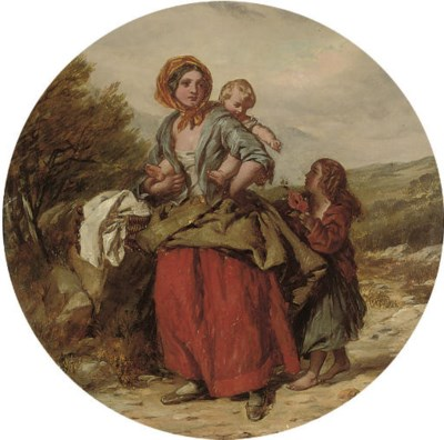 Circle of William Mulready (17
