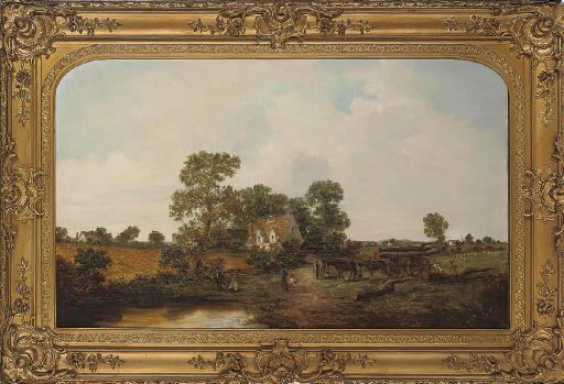 William Meadows, circa 1862