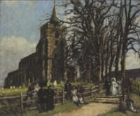 A wedding at Stebbing