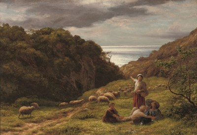 James Thomas Linnell (1820-189
