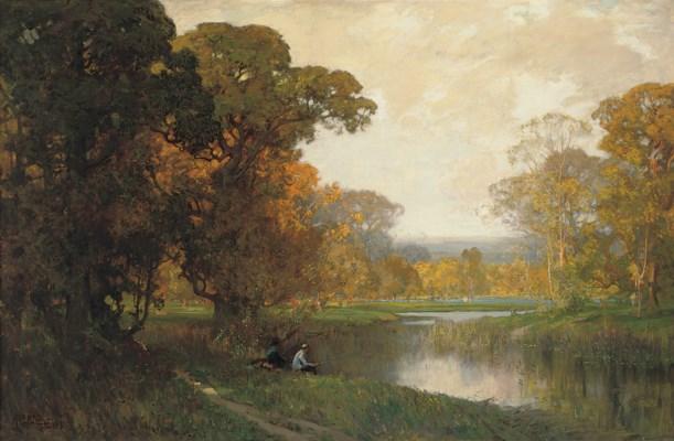 Alfred East (1849-1913)