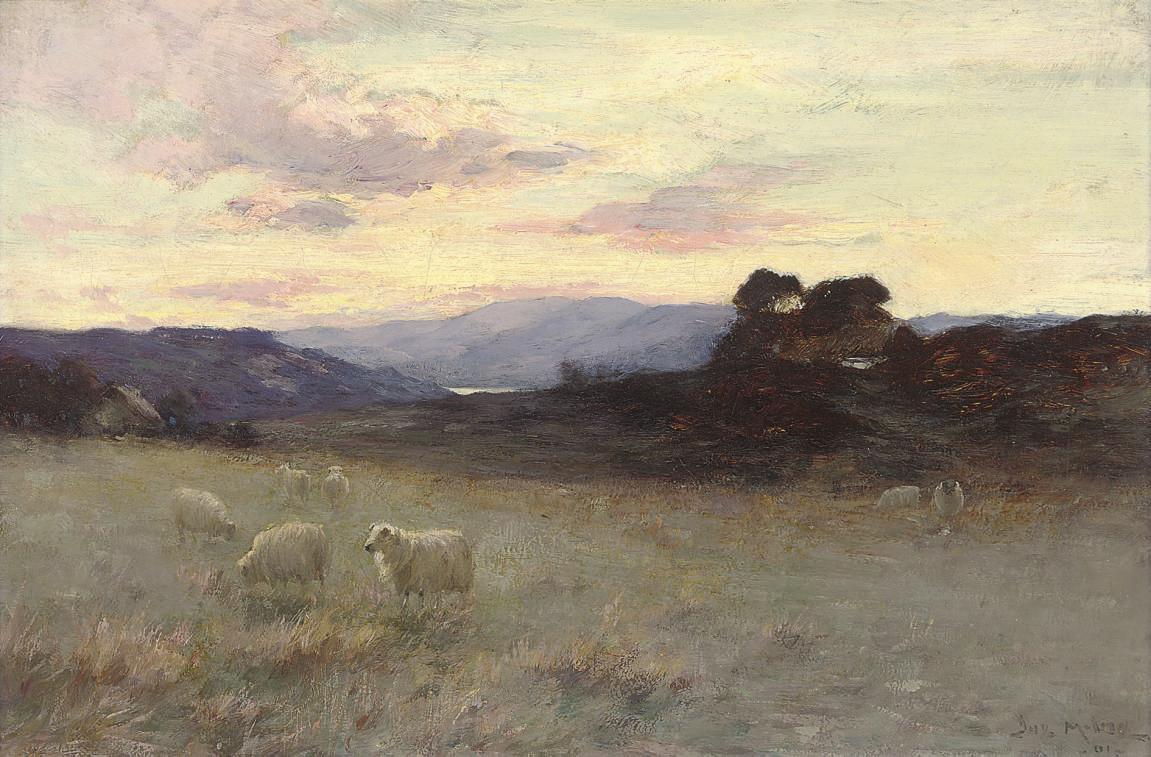 Joseph Milne (1857-1911)