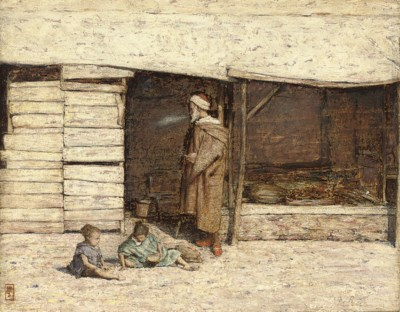 Mortimer Luddington Menpes, R.